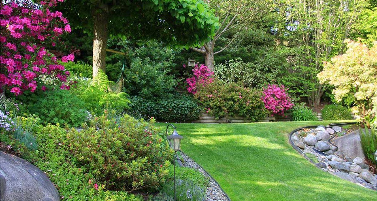 Gartengestaltung kreativ